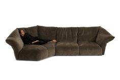 Standard Sofa by Francesco Binfare for Edra   Space Furniture