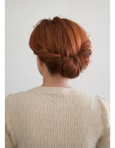 On request / Hair updo | Fine Little Day