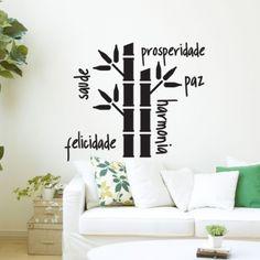 O Adesivo de Parede Votos é uma ótima referência para decorar o seu espaço! Composto de um material de extrema qualidade e design lindo, fará com que você não queira sair mais de perto dele.
