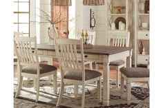 Bolanburg Dining Room Table | Ashley Furniture HomeStore