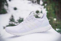 White Ultra Boost