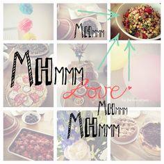 Mediterranean Chickpea Salad :: BBQ time :: Sunny Lunch :: B-day bash recipe # 2  http://fortheloveoftaste.wordpress.com/2013/06/30/chickpea-salad-mediterranean/