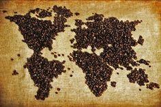 Ashok's Blog: Coffee Bean Art
