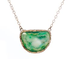•PEPPINA•NECK•  BRIGHT GREEN DRUZY AGATE'  Item No.: N08  http://shop.peppina.com/products/brightdruzyagate/    •ABOUT•US•  Peppina Jewelry incorporates everything into our necklaces, bracelets, rings and earrings from semiprecious gemstones and 22-karat gold to rose gold, rhodium, sterling silver and more!    •VISIT•US•ONLINE  www.peppina.com  www.twitter.com/peppinajewelry  www.pinterest.com/peppinajewelry  www.facebook.com/peppinajewelry