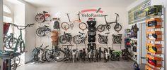 bike's wall in my shop