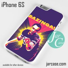 The Big Bang Theory Sheldon cooper 2 Phone case for iPhone 6/6S/6 Plus/6S plus