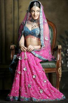 Indian Wedding Dress Lehenga Choli.. ~ Queen Of Heaven...