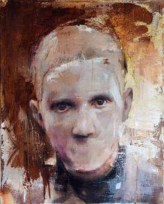 "Saatchi Art Artist Michał Janowski; Painting, ""Facing a Consequence"" #art"