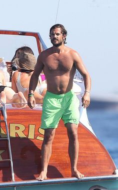 Swedish Prince Carl Philip on holiday with friends in the French Riviera coast, 2 Aug anything ever happens to my wonderful, adoring husband. You know where to find me. Prince Carl Philip, Prince Daniel, Tom Cruise, Princess Estelle, Crown Princess Victoria, Swedish Royalty, Smart Men, Male Feet, French Riviera