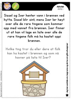 En fin side for undervisningstips Danish Language, My Job, Second Grade, Grammar, Norway, Classroom, Teaching, Writing, Education