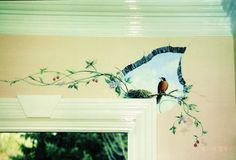 Utah mural artist Billy Hensler shares his over 30 years experience painting murals in wide range of unique styles and genres . Mural Painting, Mural Art, Paintings, Ceiling Murals, Wall Murals, Ceiling Design, Wall Design, Land Art, Paint Designs