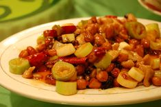 Kung Pao Chicken - my favourite chinese dish...Chins makes the best ever...
