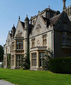 Tortworth Court, Gloucestershire by jacquemart on Flickr.