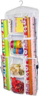 $27.95 Wrapping Paper Organizer