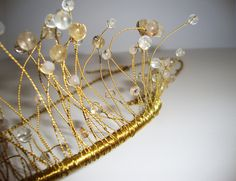 #tocados #bronce #cuarzos #novias #bride #headpiece #piedrasnaturales #cuarzos