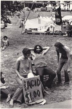 Drop Acid Not Bombs