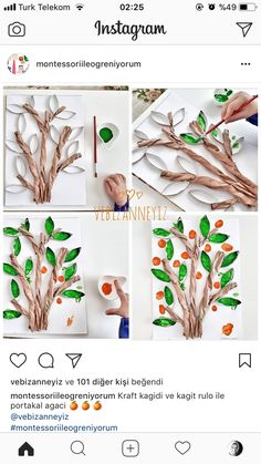 Image Article – Page 491525746830236263 Fall Paper Crafts, Spring Crafts For Kids, Summer Crafts, Diy For Kids, Fun Crafts, Diy And Crafts, Jewish Crafts, Fall Art Projects, Paper Bouquet