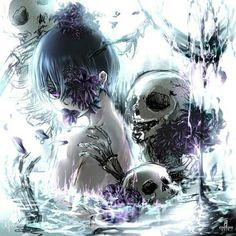 "— ""A figure bathed in miasma"" [[MORE]]Happy (super belated) birthday, my beloved Bocchan, Ciel Phantomhive! I'm just glad I managed to do something at all for Ciel before this year ends,. Black Butler Ciel, Black Butler Kuroshitsuji, Ciel Phantomhive, Manga Xd, Sebastian X Ciel, Fanfiction, Sebaciel, Anime Nerd, Demon Slayer"