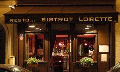 Le Bistrot Lorette   43 Rue Notre Dame de Lorette | 75009, Paris, France
