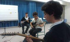Okul Orkestrası Çalışma Odamız