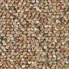 Coronet Stock Carpet Cinnamon Berber Indoor Carpet ST719-07198-1500-AB