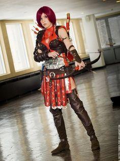 Leiliana cosplay