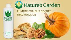 Pumpkin Walnut Biscotti Fragrance Oil- Natures Garden #oilsfragrance #pumpkinscentedoils #biscottiscent