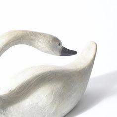 Swan Bird Sculpture, Spoon Rest, Flatware, Swan, Tableware, Cutlery Set, Swans, Dinnerware, Tablewares
