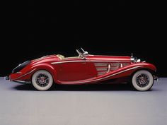 Mercedes Benz 540K Spezial Roadster 1935.