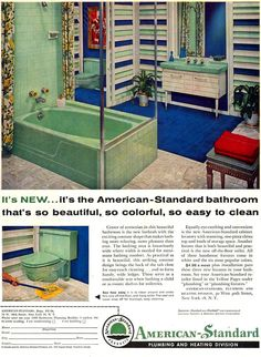 Bathroom Fixtures Ad | by saltycotton