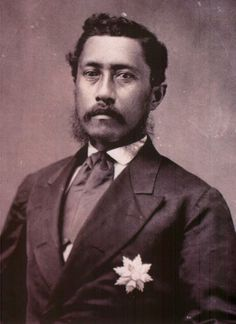 King Lunalilo, born William Lunalilo, became king of the Hawaiian Islands on 8 January 1873 after the death of King Kamehameha V. He was chosen by the Hawaiian legislature over David Kalakaua. He died on 3 February 1874 of tuberculosis after being on the throne for just over one year. He was followed by King Kalakaua