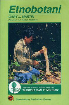 Etnobotani by Gary Martin (Translated by Maryati Mohamed)