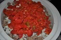 I saw this recipe and knew we would like it here at our house. I cooked the meats the night before and I put it on just before we left for . Crockpot Cabbage Recipes, Cajun Recipes, Slow Cooker Recipes, Freezer Meals, Freezer Recipes, Recipe Search, Recipe Collection, Good Food, Favorite Recipes
