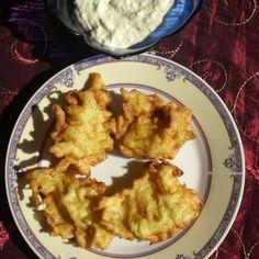 Crispy zucchini  Recipe in Hungarian language. Easy to made. Use translator.