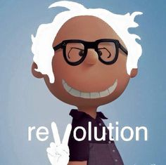 We are a part of a movement that will not stop. We grow stronger daily. #FeelTheBern America! #OurRevolution #TheStruggleContinues