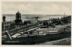 Halifax NS Citadel   eBay Halifax Map, Halifax Citadel, Nova Scotia, Playground, Big Ben, Past, Canada, Ocean, History