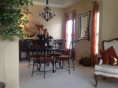Dining Room Casual Just What I Need Room Casual My Home Dining Rooms