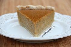 Jamaican-Spiced Pumpkin Pie Recipe from bakedbyrachel.com