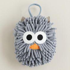 Owl dust buddy