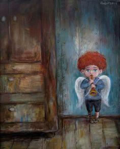 Art by Nino Chakvetadze