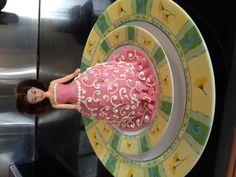 Mini doll cake...
