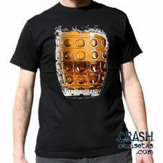 Camiseta BIRRA ENORME.