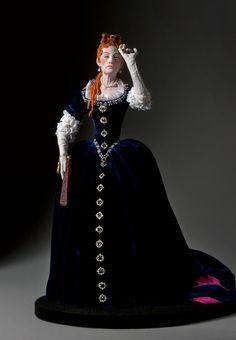 Duchess of Kendal, Ehrengard Melusine von der Schulenburg and Munster,mistress of the Electoral Prince, Georg Ludwig