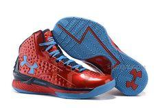 http://www.shoxnz.com/under-armour-ua-curry-one-pe-red-blue-shoes-for-sale.html UNDER ARMOUR UA CURRY ONE PE RED BLUE SHOES FOR SALE Only $98.00 , Free Shipping!