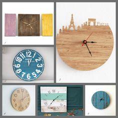 Time to Spring Forward  Wall Clocks | This Handmade Life