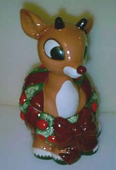 Christmas Cookie Jars and Collecitibles