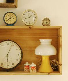 Clock, Wall, Home Decor, Storage, Watch, Decoration Home, Room Decor, Clocks, Walls