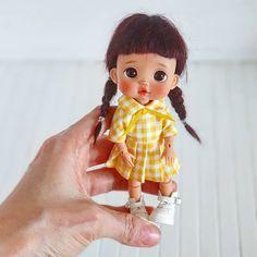Tiny Dolls, Bjd Dolls, Cute Dolls, Tinkerbell, Babe, Kawaii, Christmas Ornaments, Disney Princess, Holiday Decor