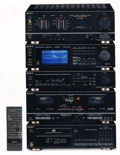 Sony LBT-905 Hi-Fi System (1991)