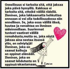 Finnish Words, Words Quotes, Sayings, Note To Self, Cool Words, Favorite Quotes, Texts, Cool Pictures, Psychology